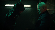Damien Darhk and Green Arrow second fight (3)