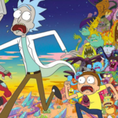 Rick & Morty Wiki (banner)