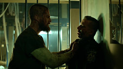 Oliver defeats Diaz in prison