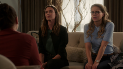 Sam, Kara, and Lena discuss the lead poisoning