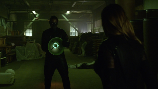 File:Mr. Terrific uses a dampening device.png