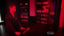 Eva infiltrates Joseph's panic room