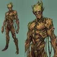 Floronic Man Concept Art 2
