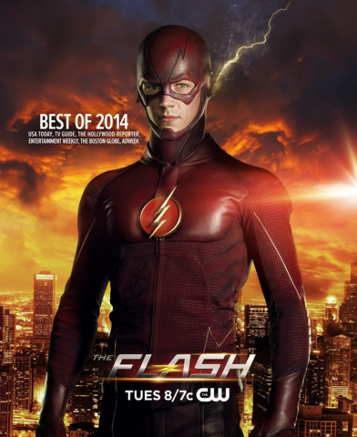 File:The Flash February sweeps 2014 poster 1.png