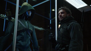 Arrow, Screenshot, Episode, Drei Geister, Bild 5
