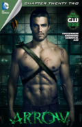 Arrow capítulo 22 portada digital