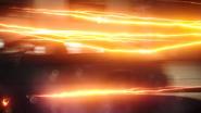 Barry correndo para impedir Magenta
