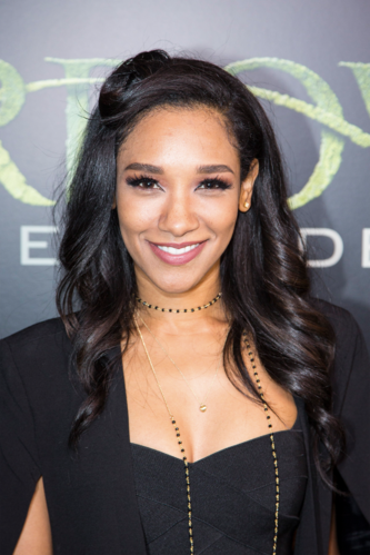 Se filtran fotos hot de Candice Patton (Iris West)