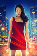 Iris West Candice Patton-8