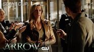 Arrow Doppelganger Scene The CW