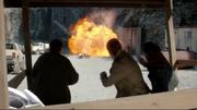 Explosión de la mina