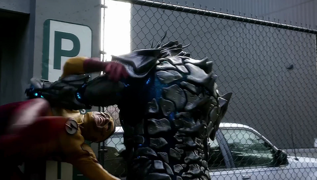 File:Savitar attacks Wally West.png