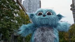 Beebo attacks Star City
