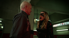Damien Darhk kills Laurel Lance