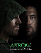 Imagen promocional Arrow Temporada 2