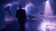 Lex in the Fortress of Solitude