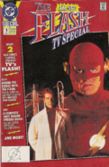 The Flash TV Special cover