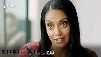 Supergirl Season 5 Episode 1 Azie Tesfai Scene The CW