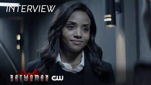 Batwoman Meagan Tandy - The Favorite The CW