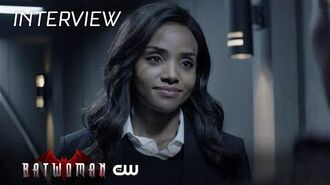 Batwoman Meagan Tandy - The Favorite The CW