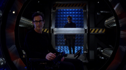 Eobard and Hartley talk