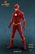 Flash 3.0 concept art