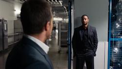 Diggle confronts Oliver