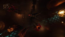 Team Legends bring down Chronos