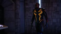Black Lightning third suit