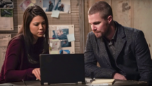 Emiko and Oliver working together