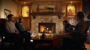 Rodzina DeVoe rozmawia z Allenem i Westem