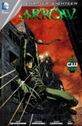 Arrow capítulo 18 portada digital