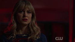 Kara goes to Lena