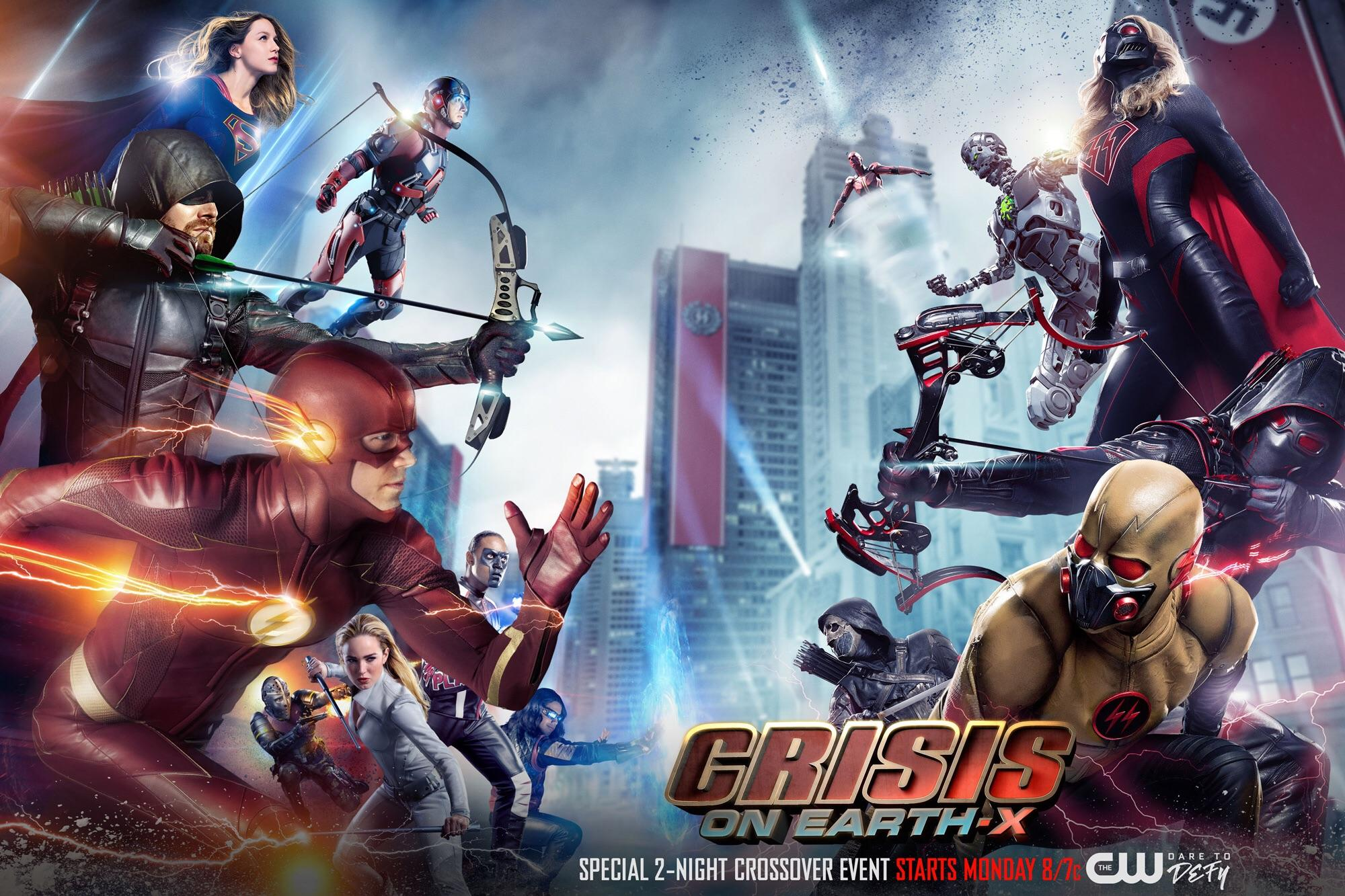 Image result for crisis on earth x