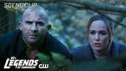 DC's Legends of Tomorrow Beebo The God Of War Scene The CW