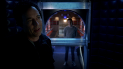 Eobard tells Barry the truth