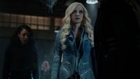 Killer Frost denim suit
