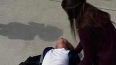 Luke seizing from lead poisoning