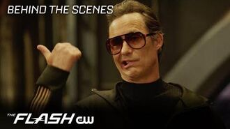 The Flash Inside Harry And The Harrisons The CW