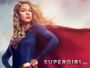 Supergirl season 4 key art