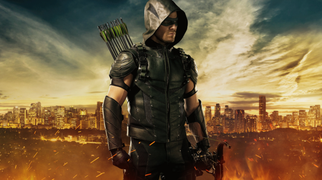 File:The Green Arrow first look.png