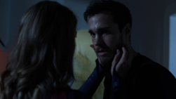 Mon-El is reunited with Kara
