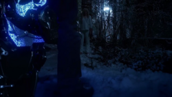 Savitar reveals his identity to Killer Frost