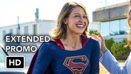 """Supergirl 2x03 Extended Promo """"Welcome to Earth"""" (HD)"""