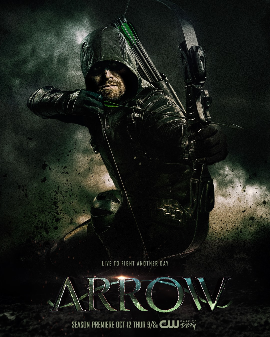 Arrow 6×7 Latino 720p