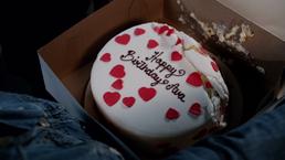 Birthday cake for Ava