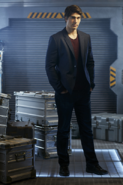 DC's Legends of Tomorrow - Ray Palmer character portrait
