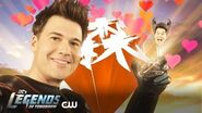 DC's Legends of Tomorrow Nate AD The CW