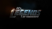 Legends of Tomorrow (season 1) title card