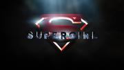 Supergirl (season 3) title card